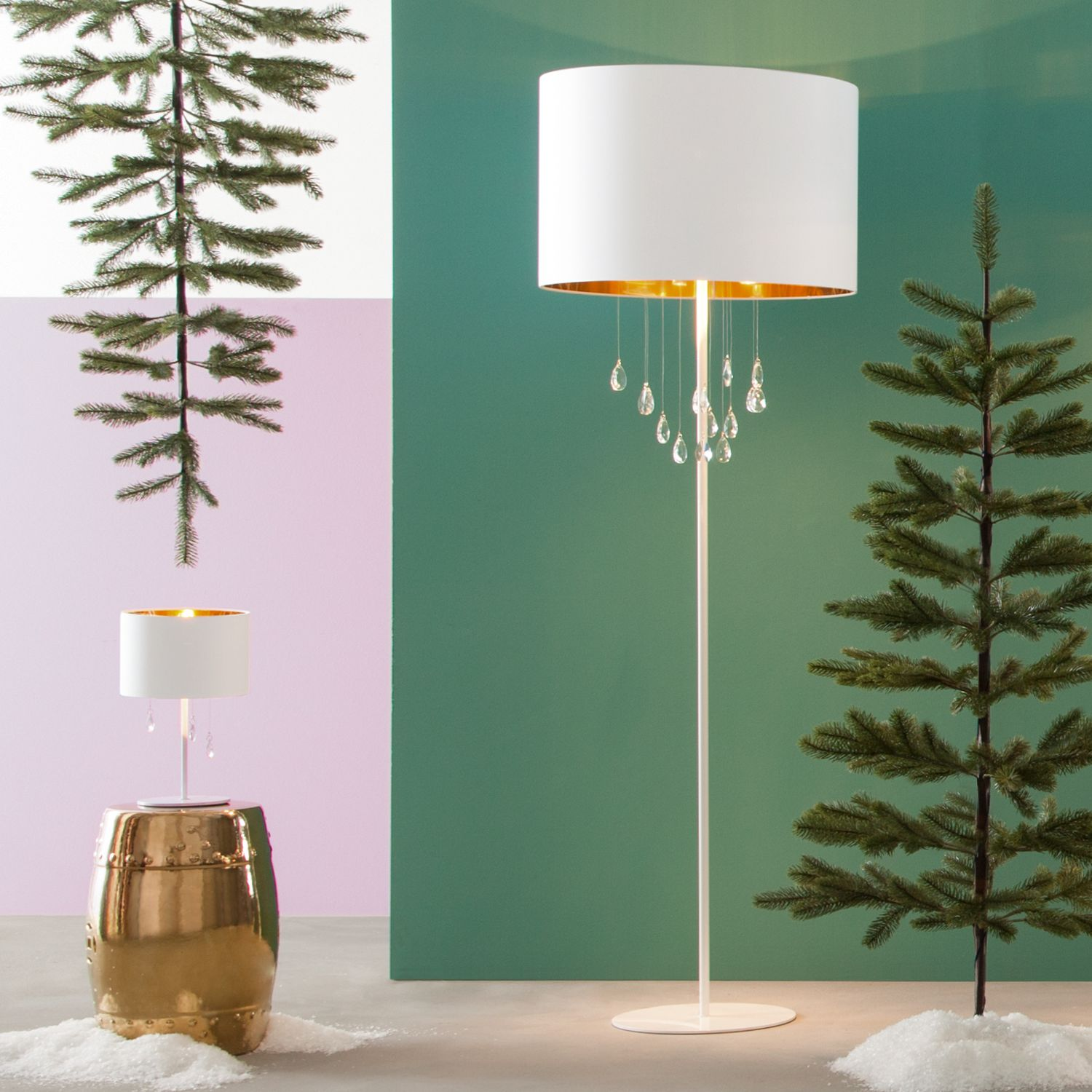 home24 Tischleuchte Grace by Lampadina