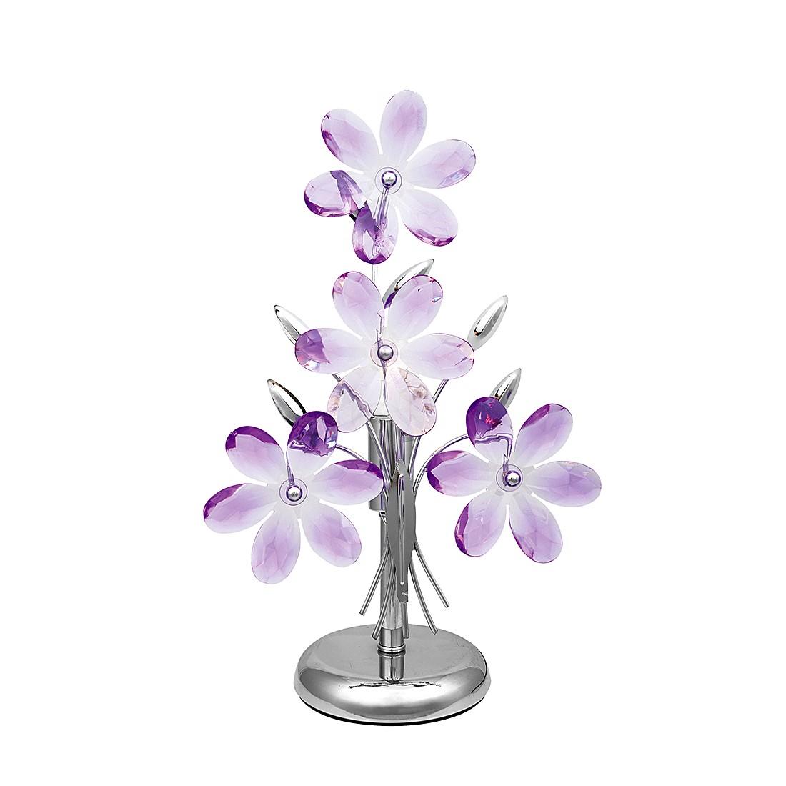 Tischleuchte Purple