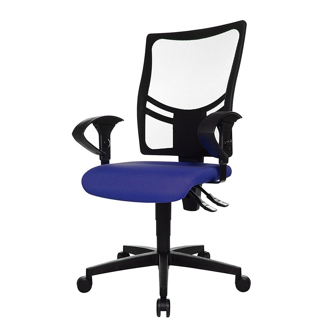 home24 Buerodrehstuhl Net Point 10   Büro > Bürostühle und Sessel    Blau   Topstar