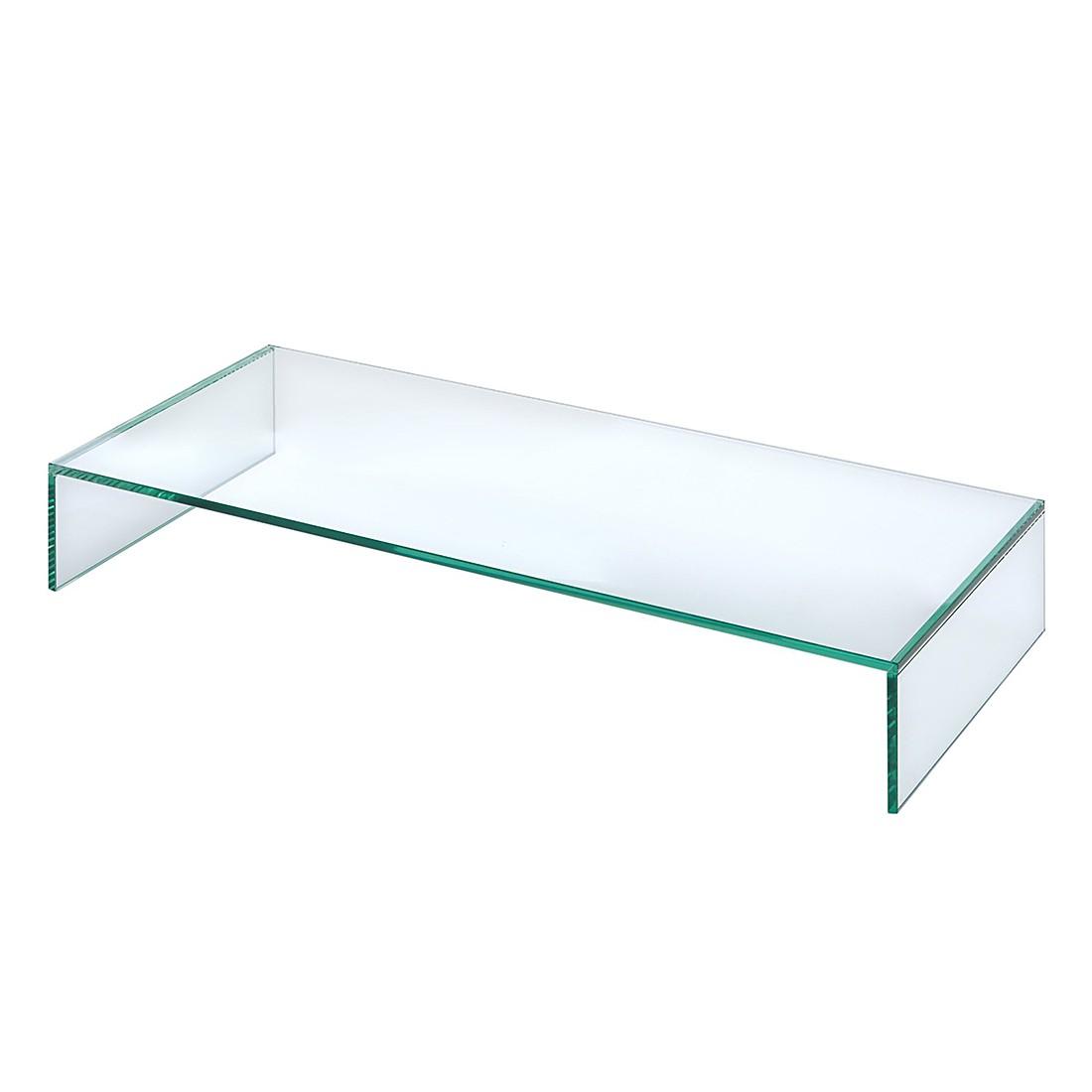 TV-Aufsatz Universal - Glas, Trendteam