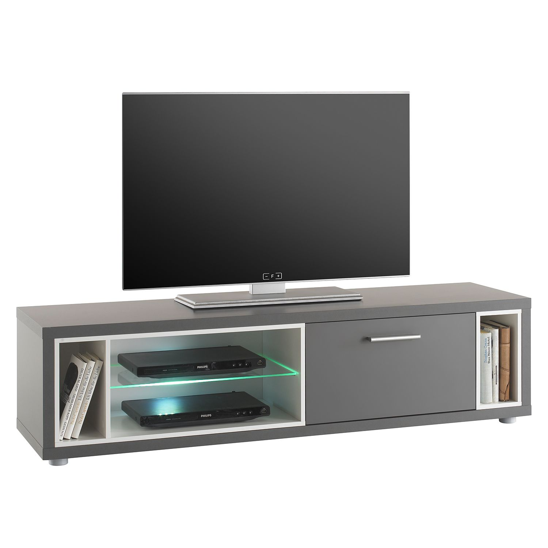 Meuble TV Claydon II (avec éclairage)