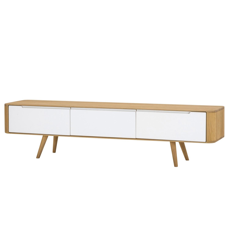 tv wildeiche teilmassiv preisvergleich die besten angebote online kaufen. Black Bedroom Furniture Sets. Home Design Ideas