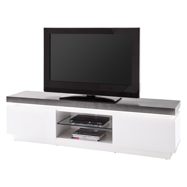 Meuble TV Namona I (éclairage fourni)