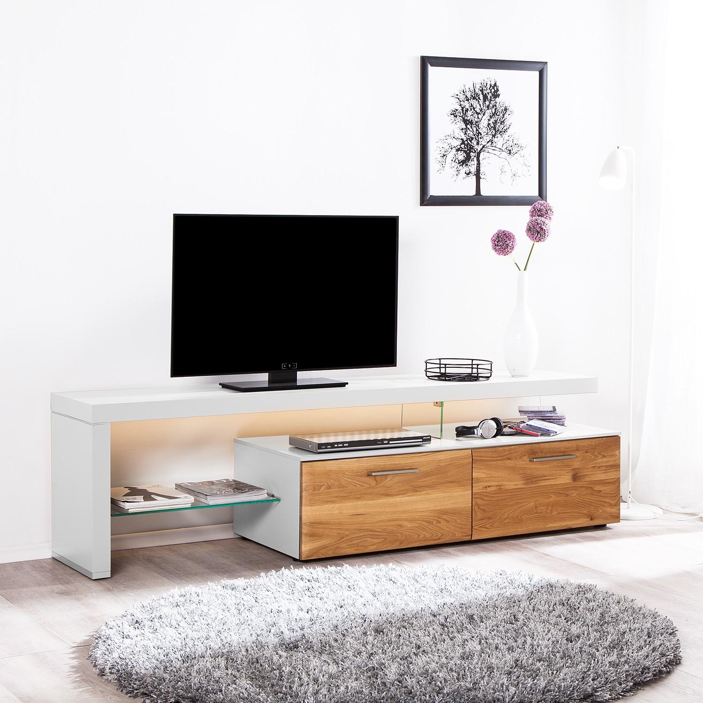 home24 TV-Lowboard Solano I | Wohnzimmer > TV-HiFi-Möbel | Braun | Netfurn by GWINNER