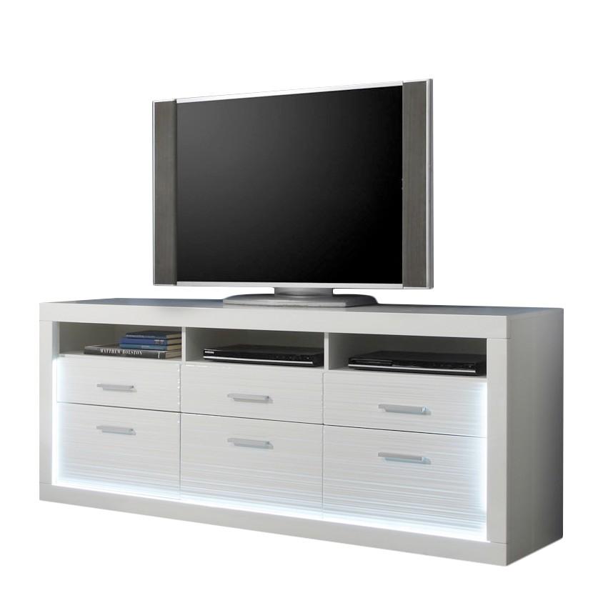 Meuble TV Tolanaro II (éclairage fourni)