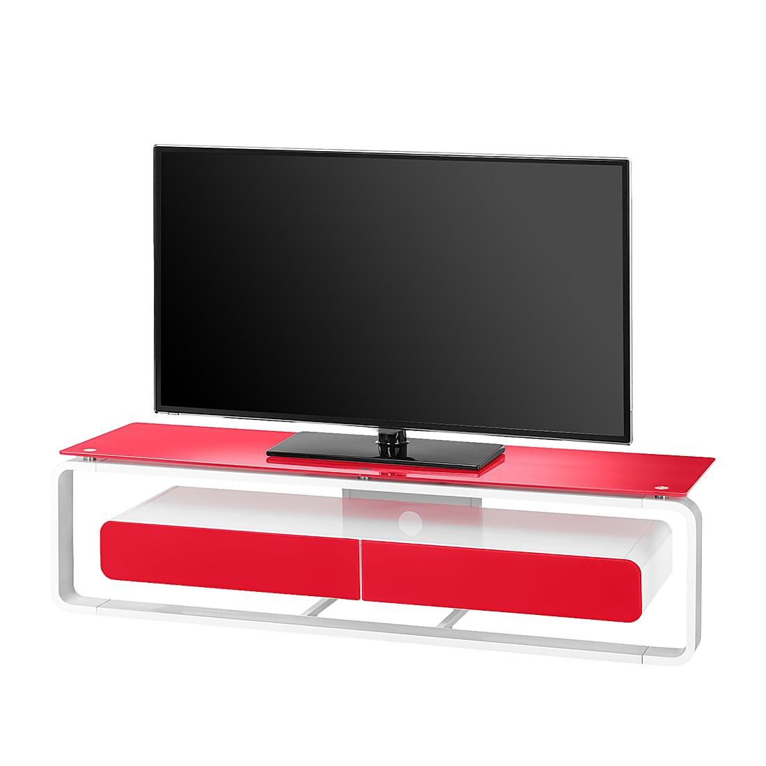 tv m bel weiss preisvergleich die besten angebote online. Black Bedroom Furniture Sets. Home Design Ideas