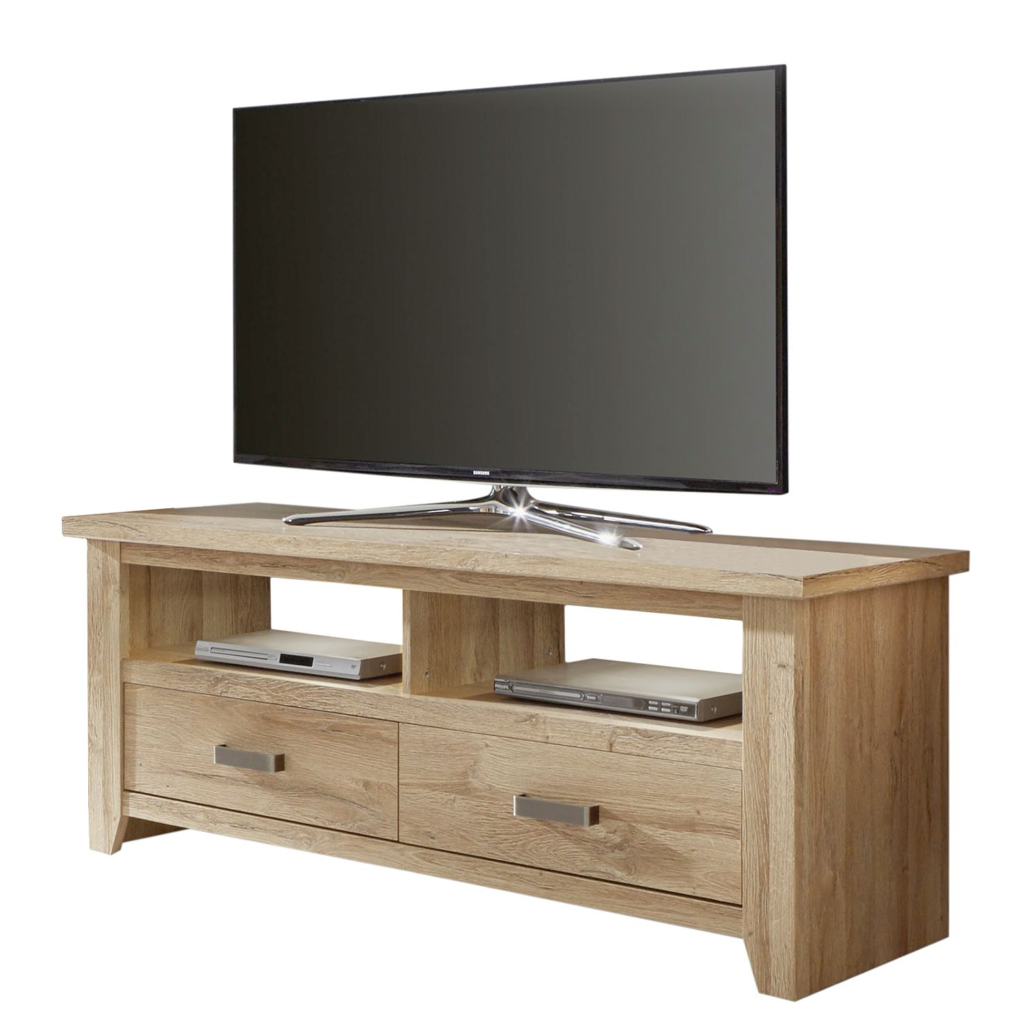 TV-Schrank Canyon I - Alteiche Dekor, Trendteam