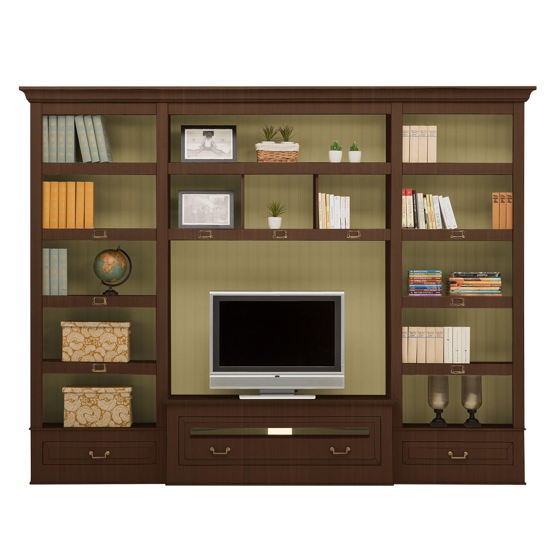 tv wand azjana i g nstig schnell einkaufen. Black Bedroom Furniture Sets. Home Design Ideas