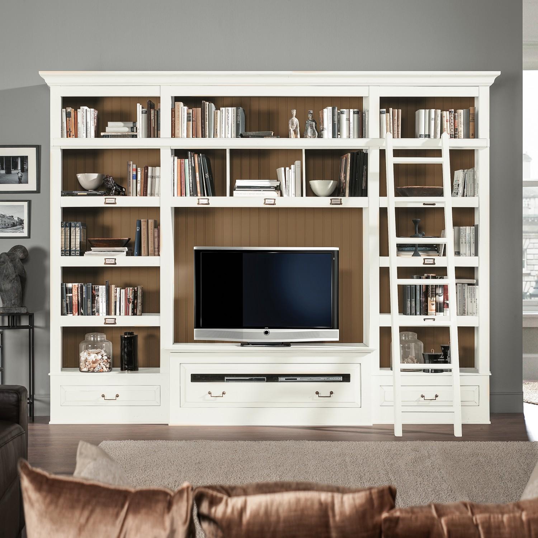 home24 TV-Wand Azjana I | Wohnzimmer > TV-HiFi-Möbel > TV-Wände | Maison Belfort