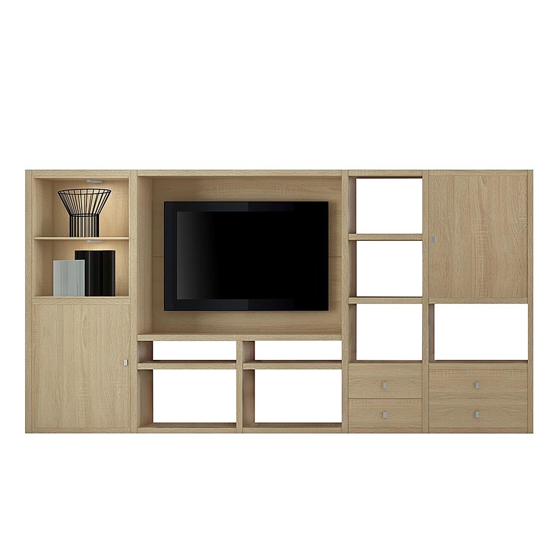 TV-Wand Emporior I | Wohnzimmer > TV-HiFi-Möbel > TV-Wände | Fredriks