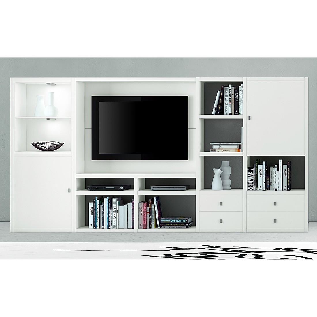 home24 TV-Wand Emporior I