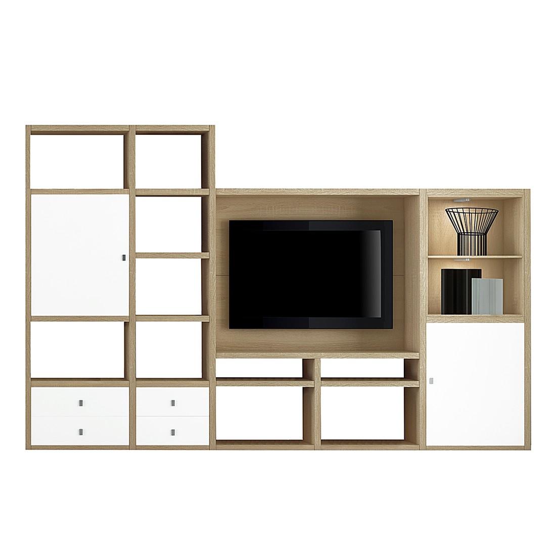 TV-Wand Emporior II | Wohnzimmer > TV-HiFi-Möbel > TV-Wände | Fredriks