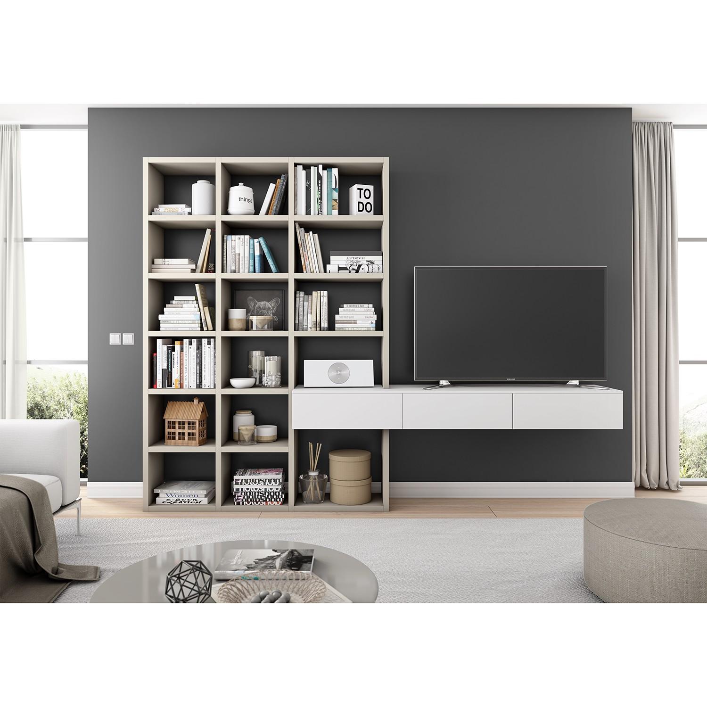 Ensemble de meubles TV Emporior III