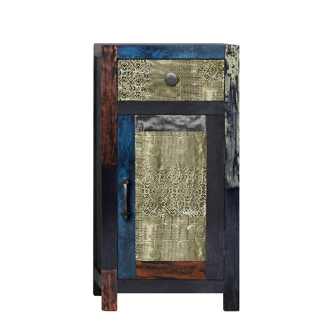 Unterschrank Goa - Mehrfarbig, Wolf Möbel