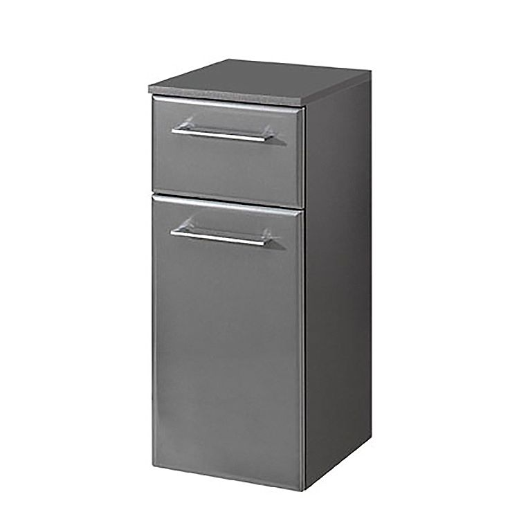 home24 Unterschrank Java Grey