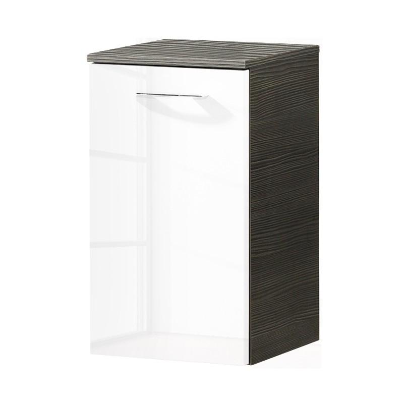 home24 Unterschrank Vadea | Küche und Esszimmer > Küchenschränke > Küchen-Unterschränke | Grau | Fackelmann