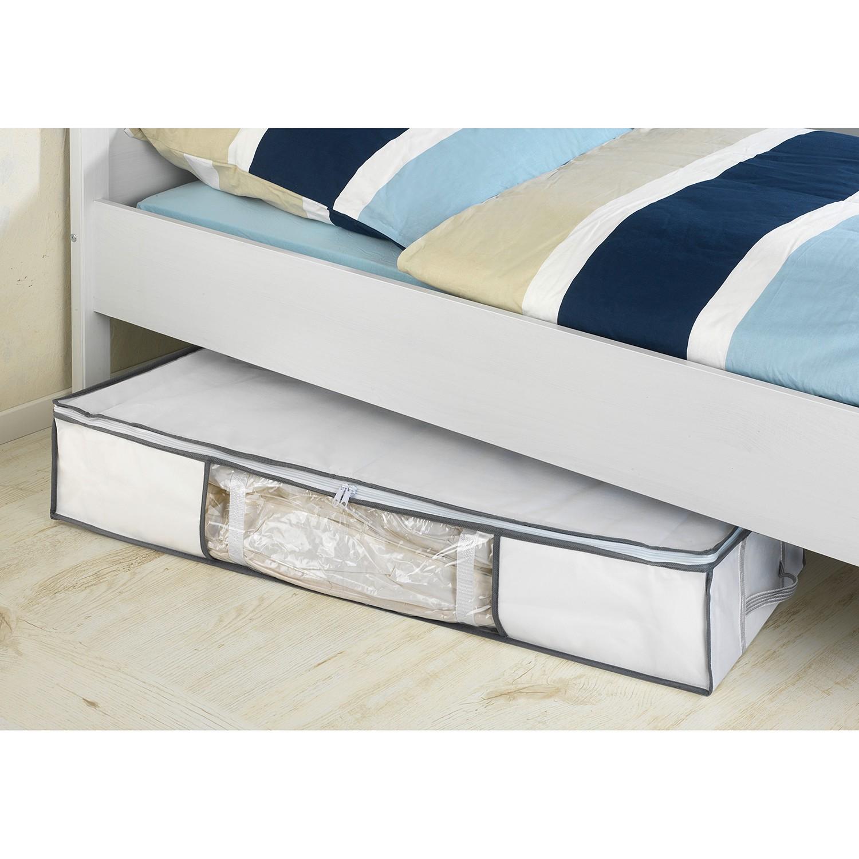 home24 Vakuum-Unterbettbox Soft Chorio | Schlafzimmer > Kommoden > Wäschekommoden | Weiss | Wenko