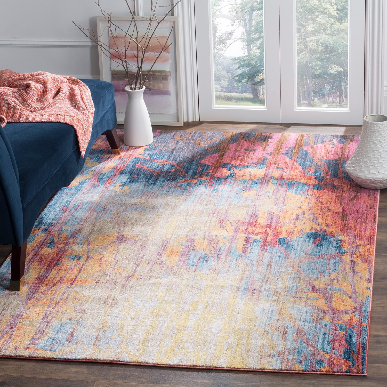 home24 Vintage-Teppich Canan | Heimtextilien > Teppiche > Sonstige-Teppiche | Safavieh