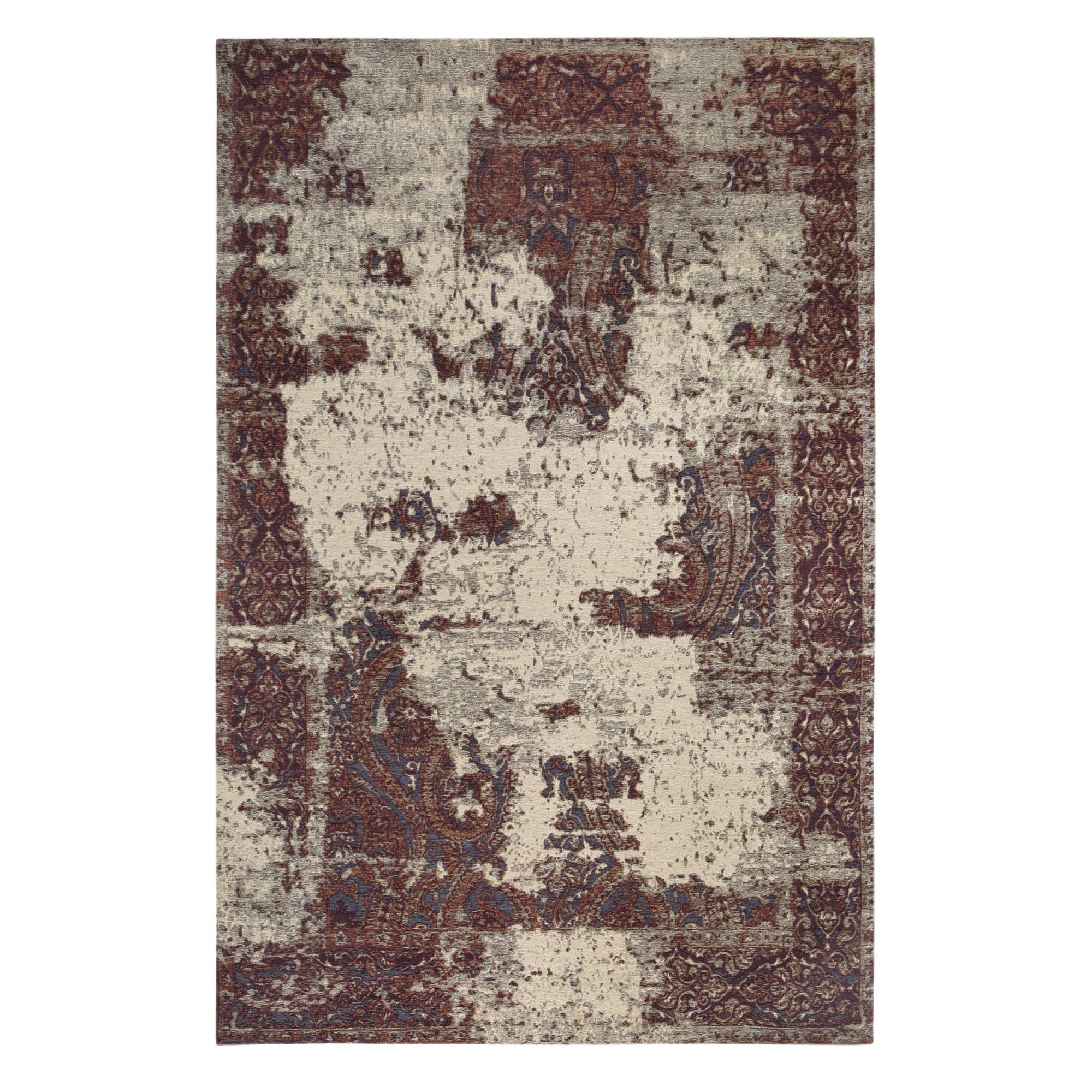 Vintageteppich Barock Worn