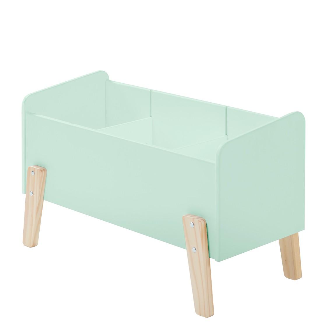 home24 Spielzeugkiste Kiddy | Kinderzimmer > Spielzeuge > Spielzeugkisten | Blau | Holzwerkstoff | Vipack