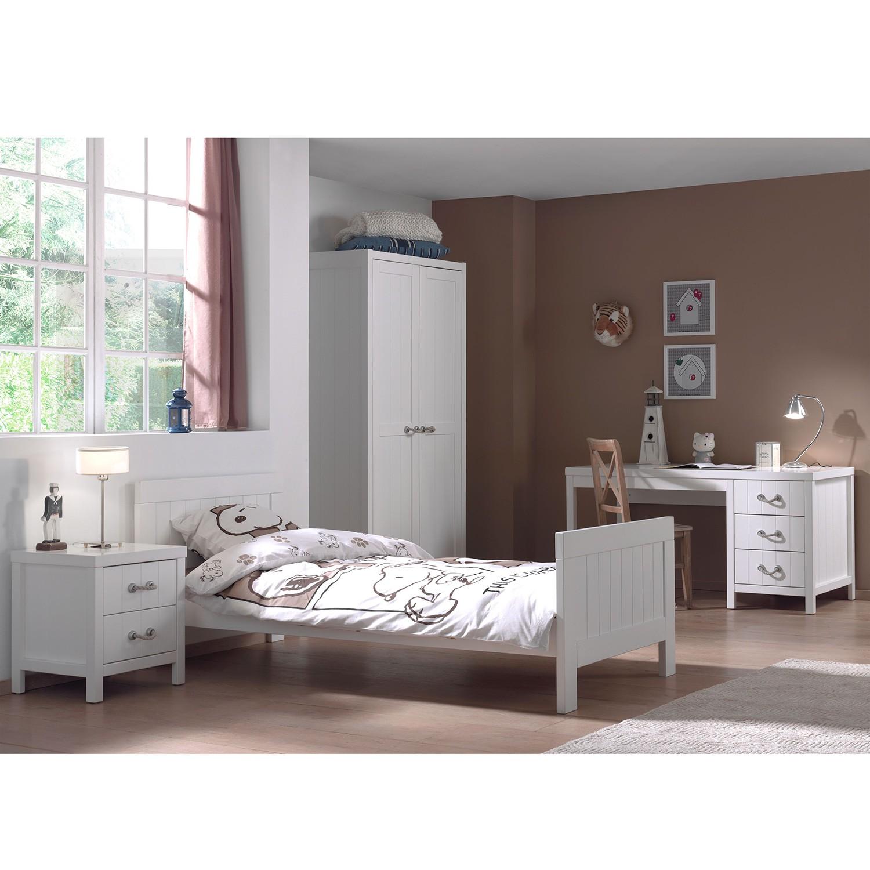 home24 Jugendzimmerkombi Lewis I (4-teilig) | Kinderzimmer > Jugendzimmer | Vipack