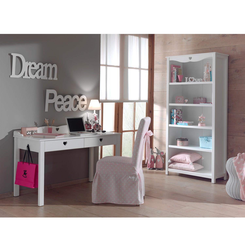 home24 Jugendzimmerkombi Amori I (2-teilig) | Kinderzimmer > Jugendzimmer > Komplett-Jugendzimmer | Vipack