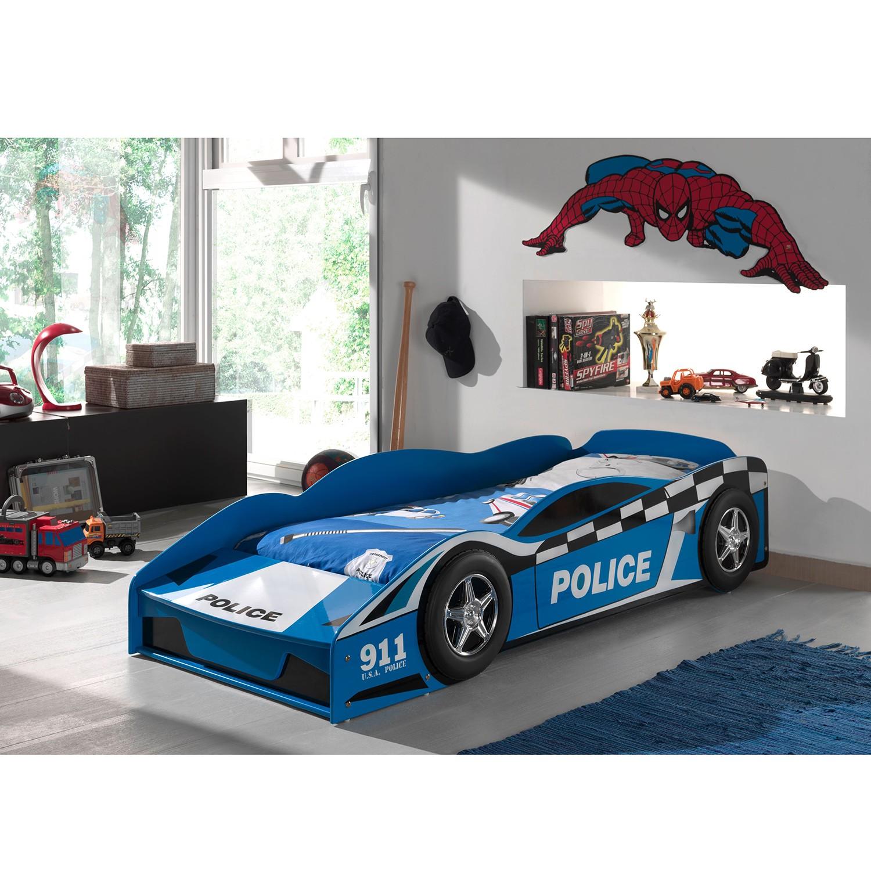 home24 Kinderbett Police Car