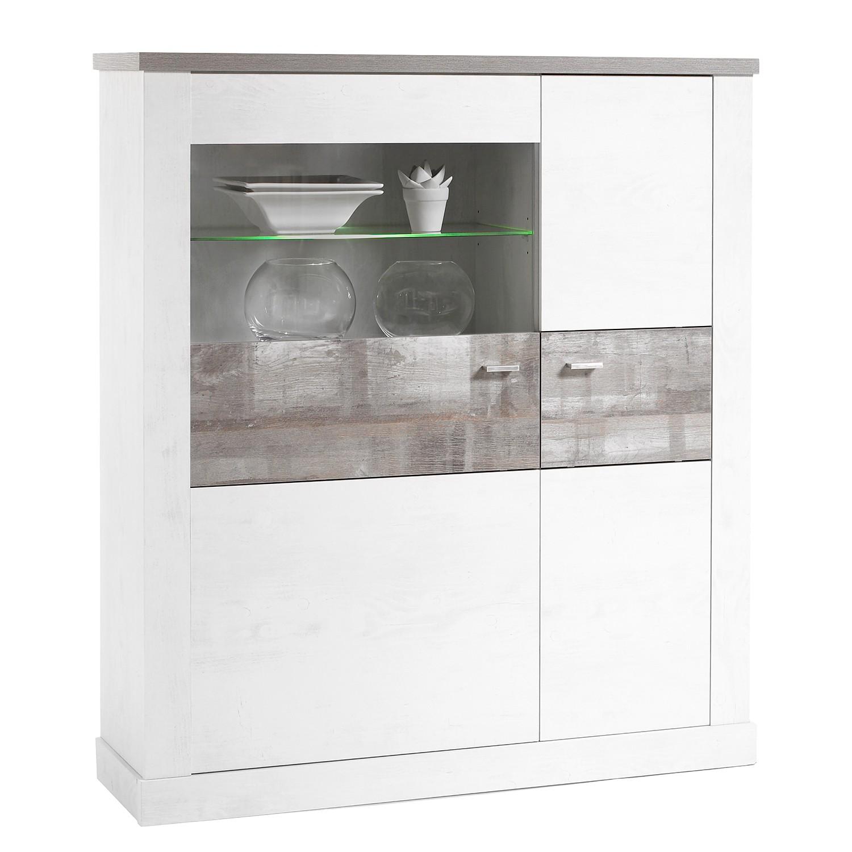 Armoire vitrine Bilton