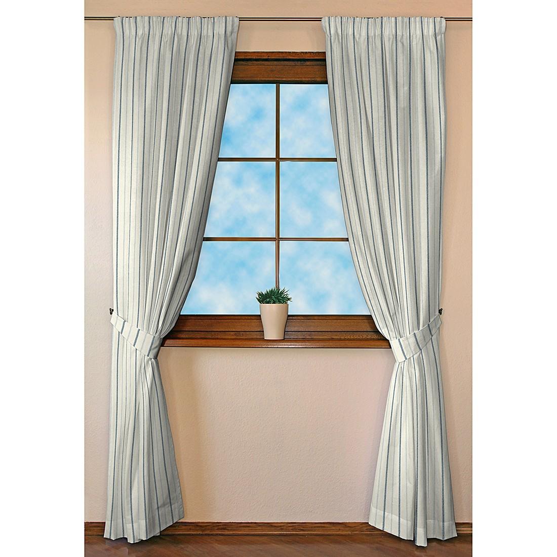 vorhnge streifen design gwell streifen farbverlauf gardinen senschal mit sen fr wohnzimmer. Black Bedroom Furniture Sets. Home Design Ideas