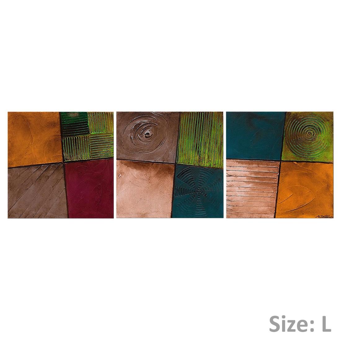 gartner potschke wandbild landidylle preise und angebote. Black Bedroom Furniture Sets. Home Design Ideas