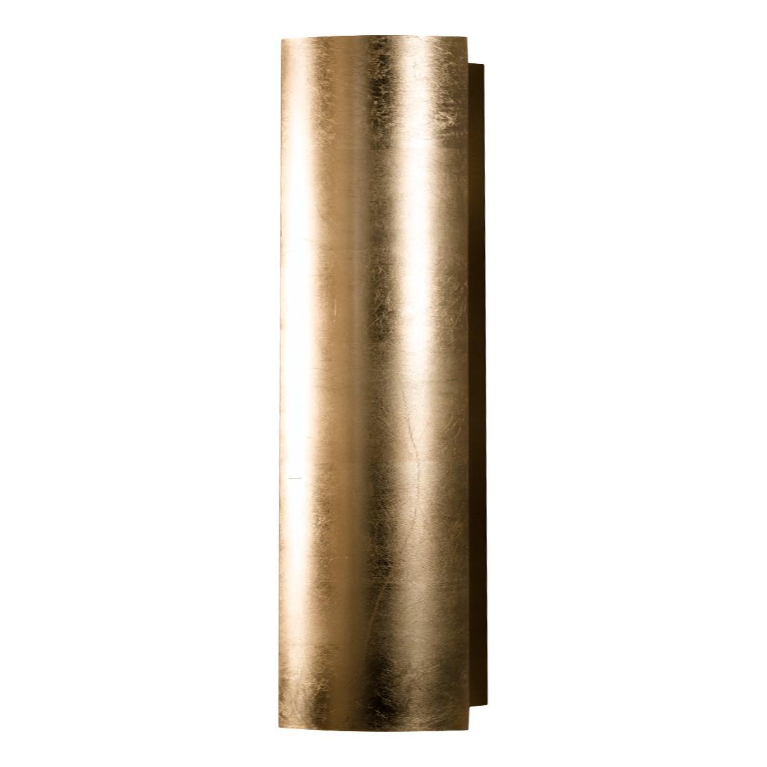EEK A, Wandleuchte Capsula 25 cm - Metall - Gold - 2-flammig, Hans Kögl
