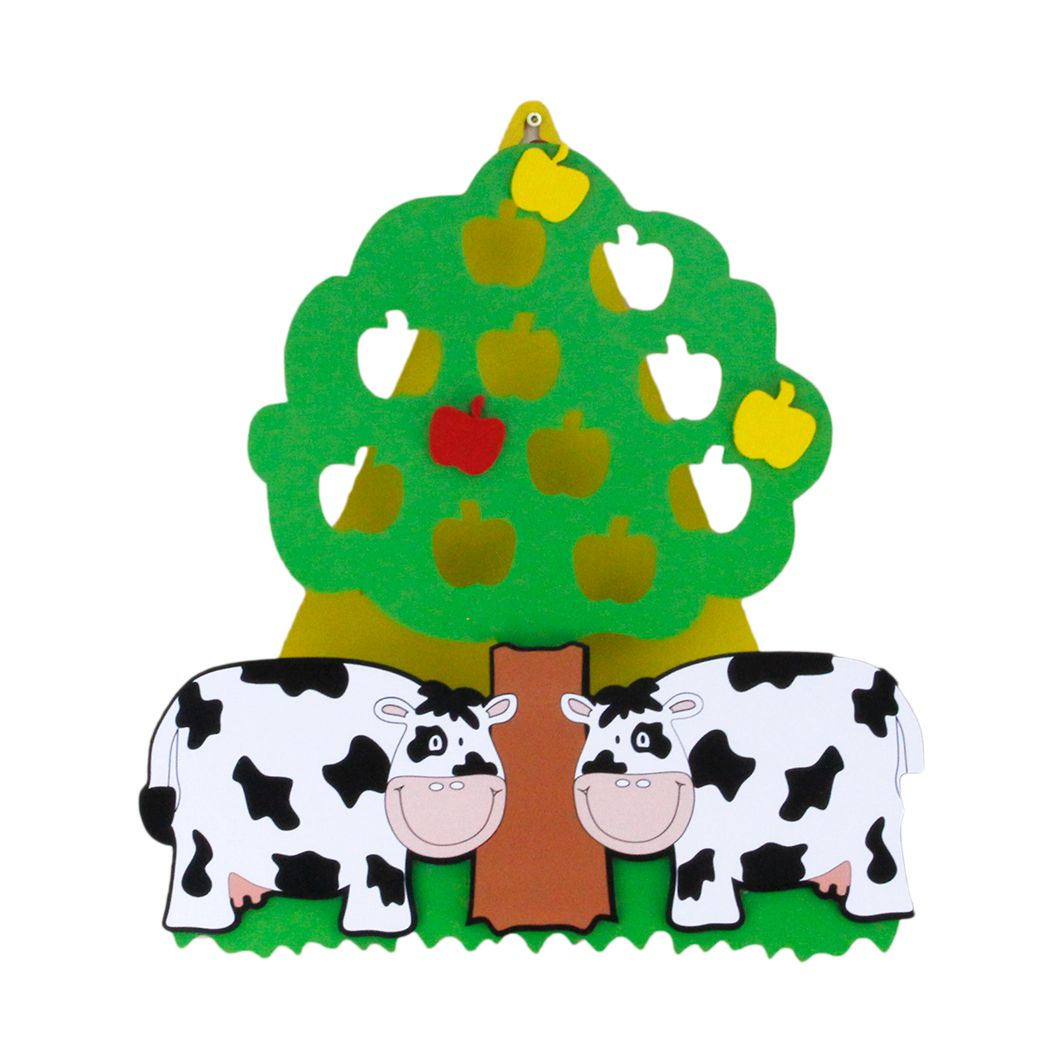 Applique murale Vaches Paula