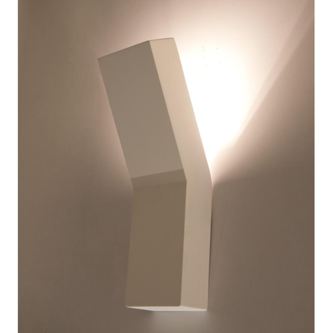Lampada alogena da parete Phoebe II, Loistaa