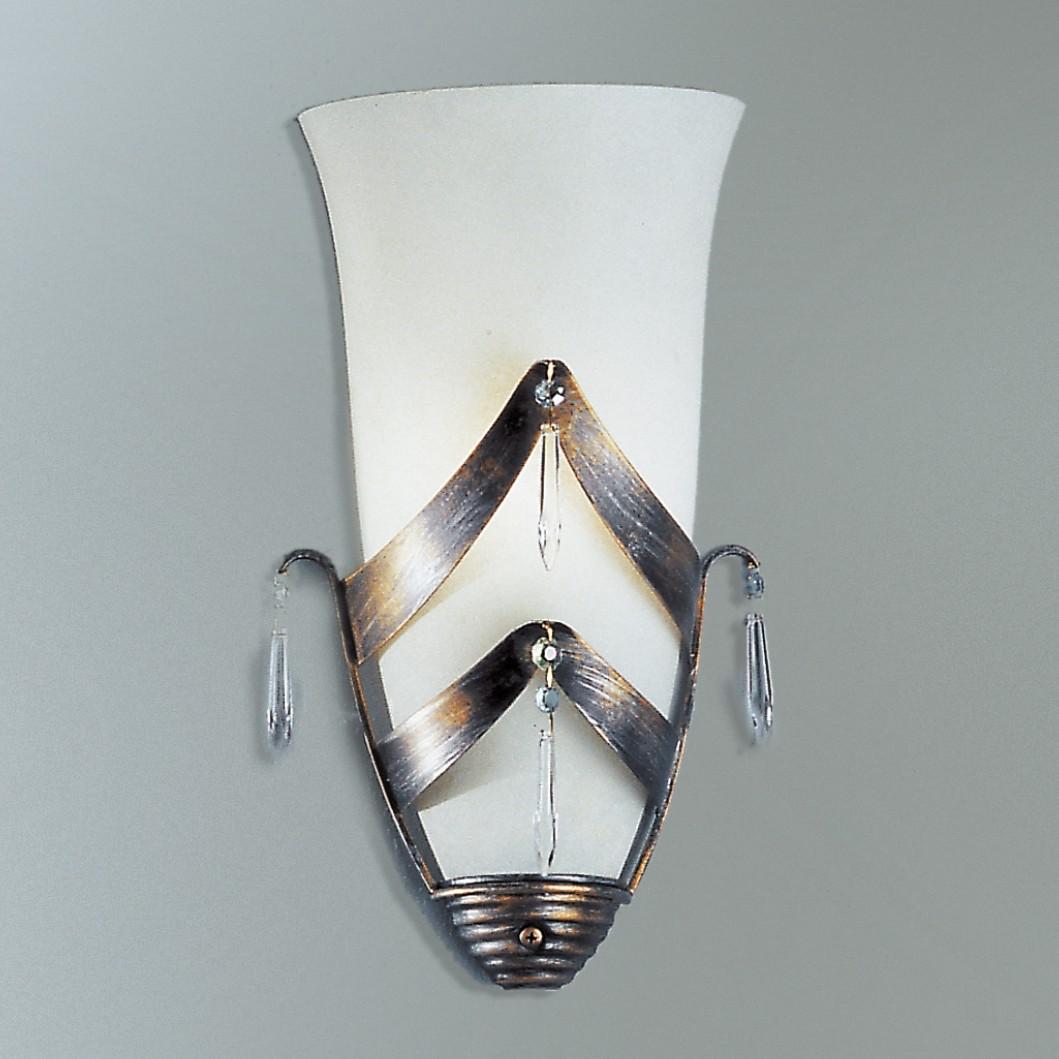 Lampada da parete Prisma, Hans Koegl