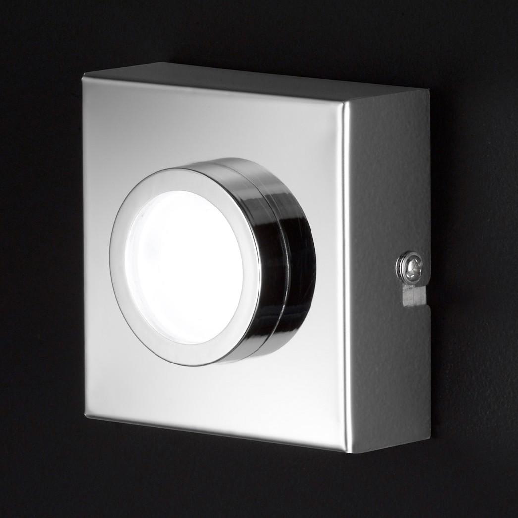 home24 LED-Wandleuchte Veneta