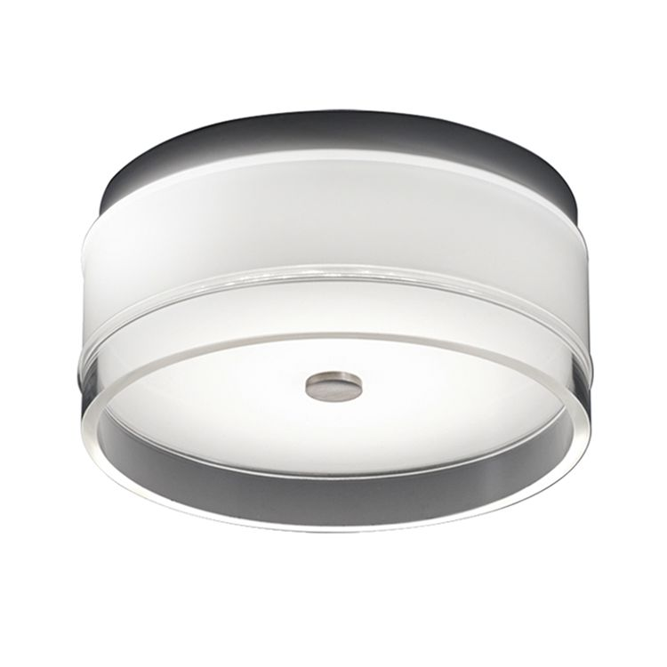 home24 LED-Wandleuchte Yuma Metall