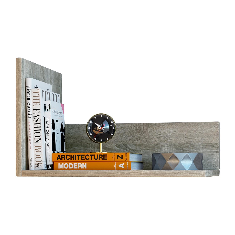 wandboard sonoma eiche machen sie den preisvergleich bei. Black Bedroom Furniture Sets. Home Design Ideas
