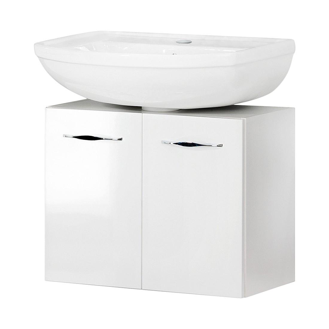home24 Waschbeckenunterschrank Sceno