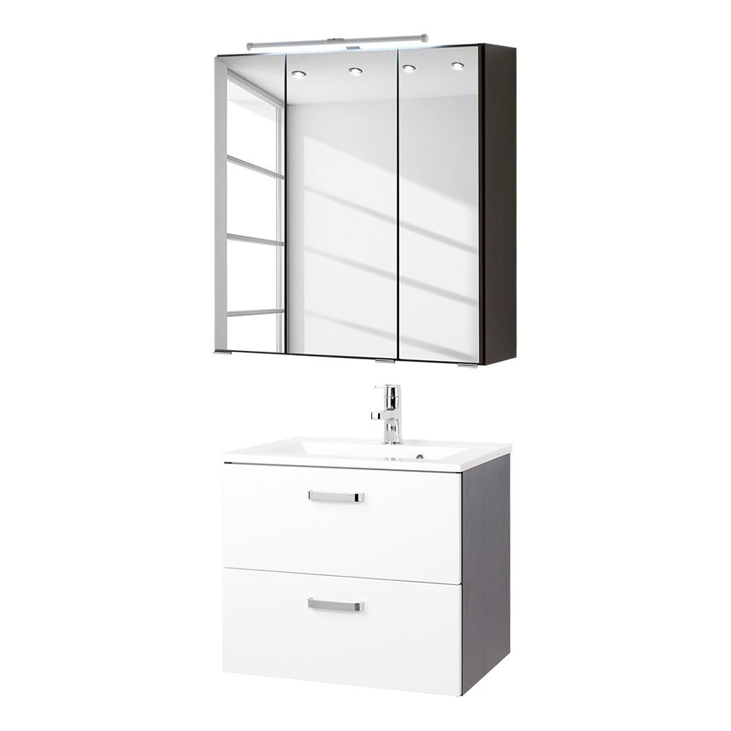 waschtisch weiss 60 cm preisvergleich die besten. Black Bedroom Furniture Sets. Home Design Ideas