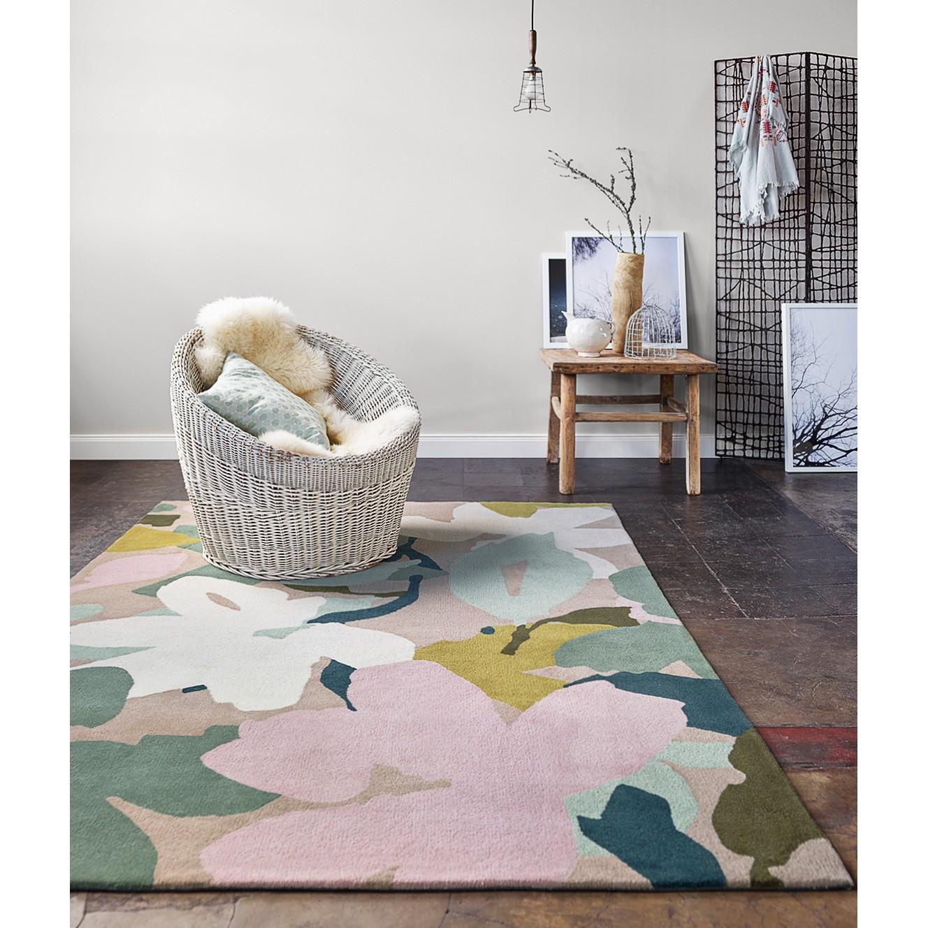 home24 Teppich Bloom (handgetuftet)