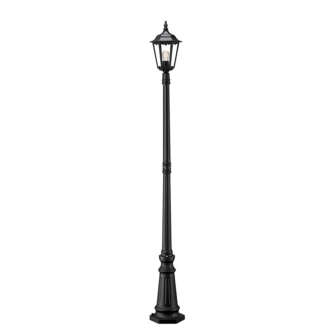 EEK A++, Lampadaire Firenze - Aluminium / Verre 1 ampoule, Konstsmide