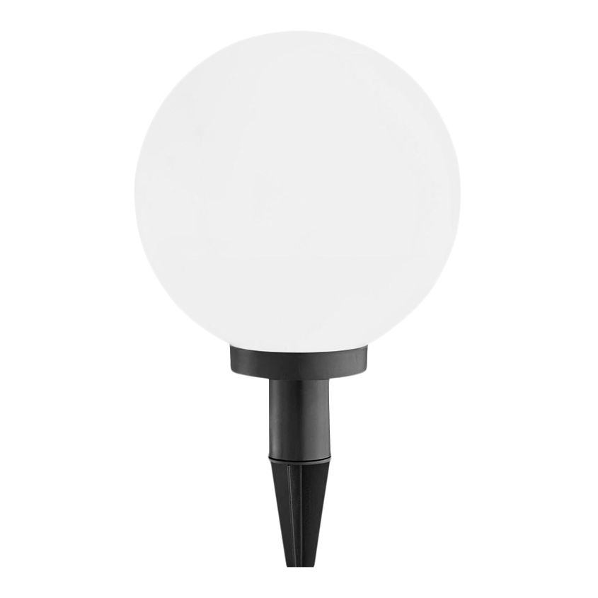 EEK A++, Wegeleuchte Kira Globe - Kunststoff - 1-flammig - 50, Leuchten Direkt