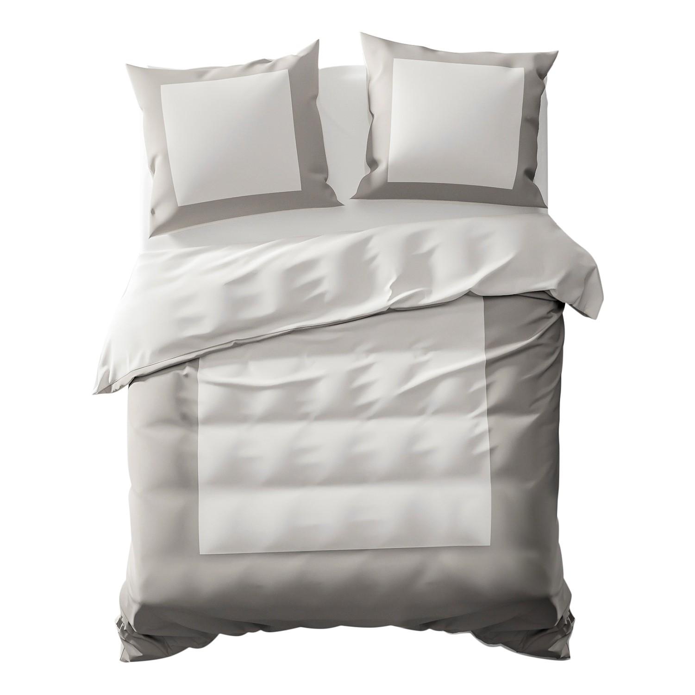 Wendebettwäsche Ramea - Baumwollstoff Sahara 260 x 220 cm + 2 Kissen 60 70 jetztbilligerkaufen