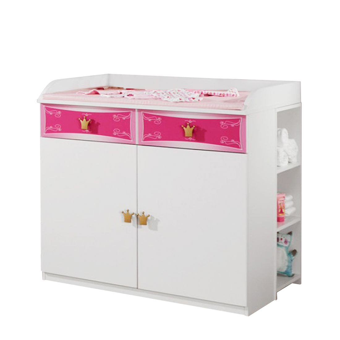 Babycommode Kate, Rauch Pack´s
