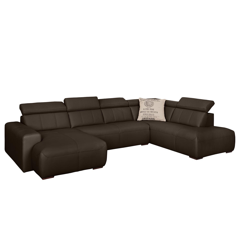 Canapé panoramique Malvern cuir
