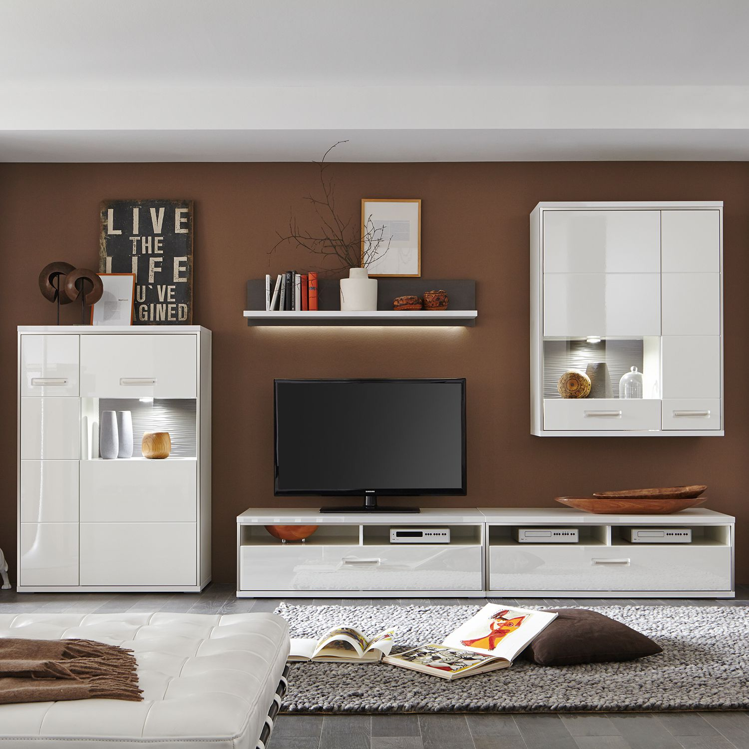 home24 Highboard Arco II