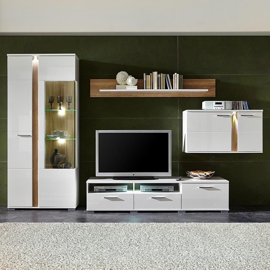 Meuble TV Borger II (4 éléments)