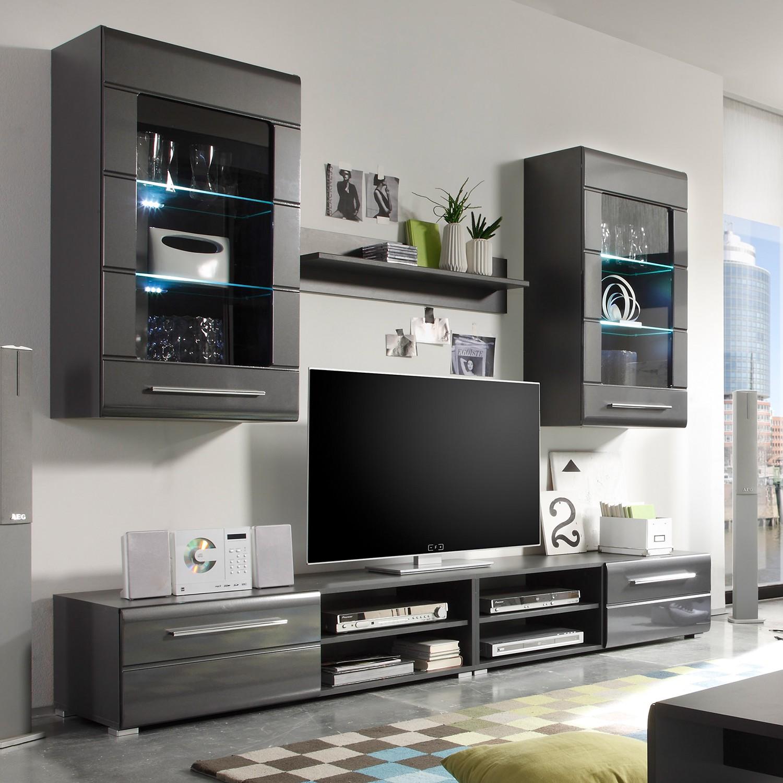 Meuble TV Tadeus II (4 éléments)