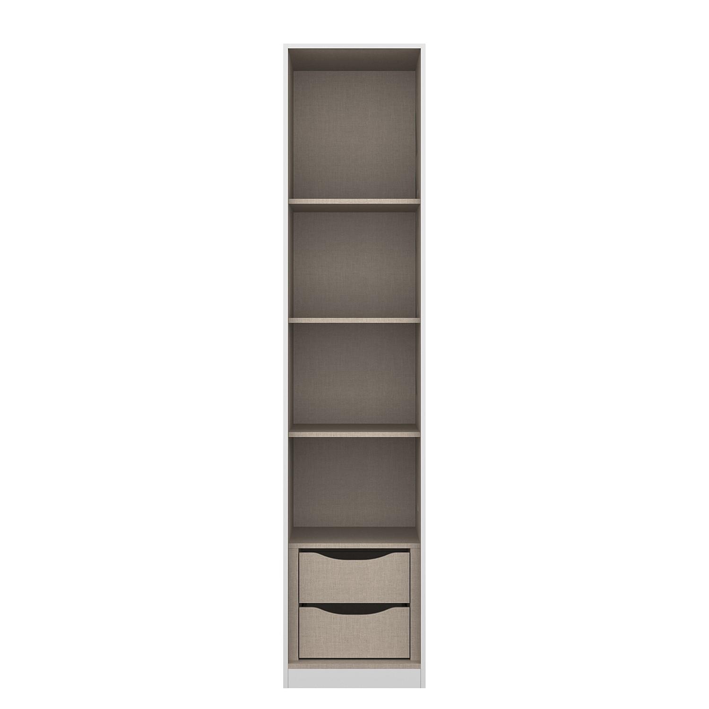 goedkoop Pakket onderdelen draaideurkast KiyDOO I 47cm 1 deurs Comfort KIYDOO