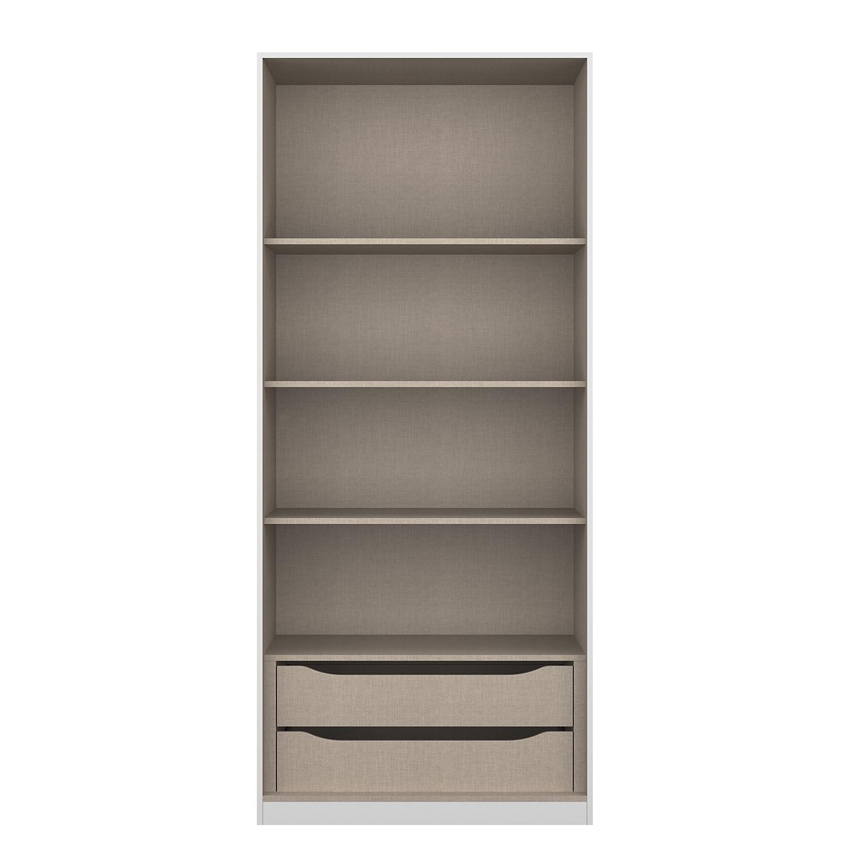 goedkoop Pakket onderdelen draaideurkast KiyDOO I 91cm 2 deurs Comfort KIYDOO